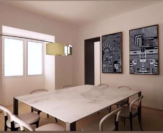 Private apartment Rome